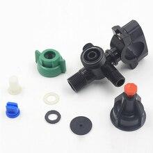 Pulverizador agrícola bico, bocal de pulverizador liso do ventilador, máquina de pulverizador de pesticidas, pontas de pulverização, bocal de bico de Trator