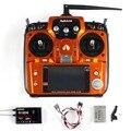 Radiolink AT10II 2,4 Ghz 10CH RC Sender mit R10DII Empfänger PRM-01 Spannung Rückkehr Modul Für RC Hubschrauber Flugzeug