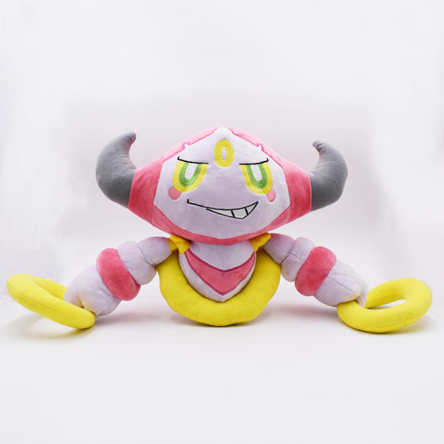 22cm hoopa peluche and the clash of ages hoopa plush toy animal