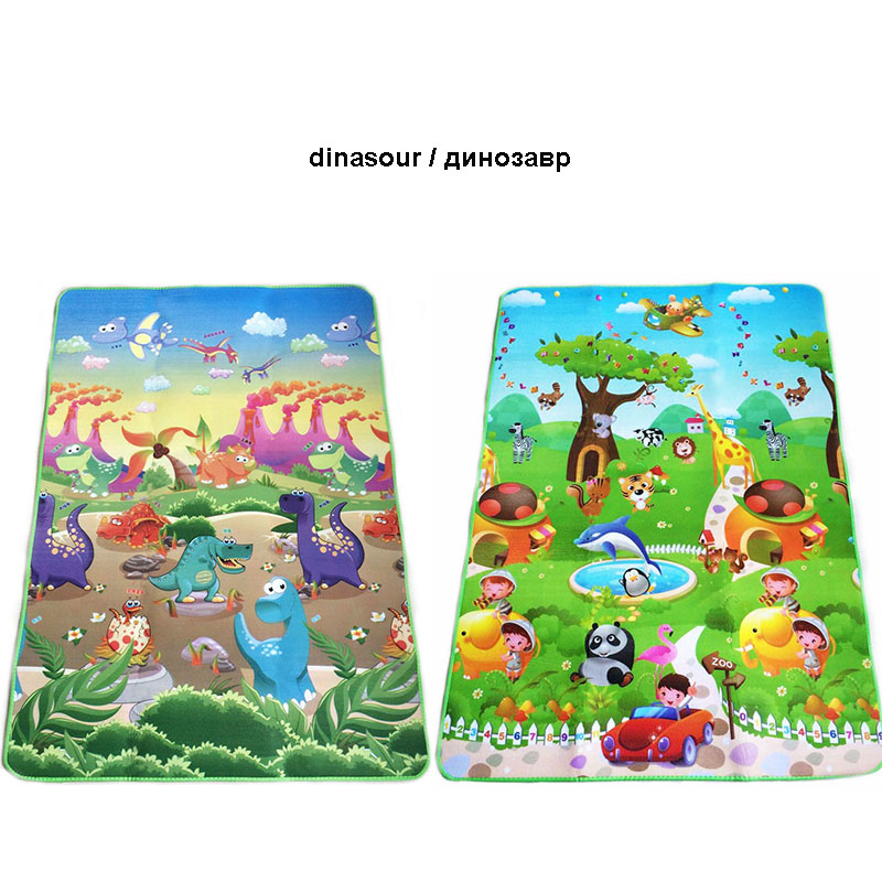 cm Baby Crawling Play Mat Children Puzzle Toy Carpet Kid Game Activity Gym