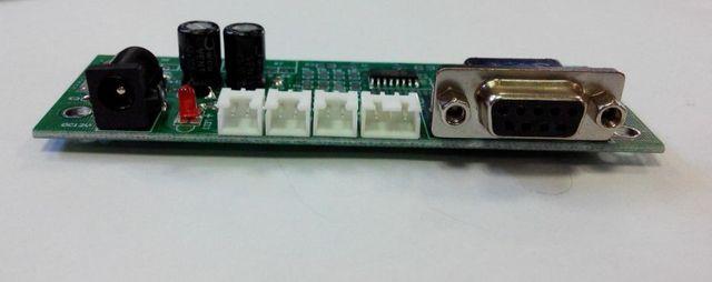 Quantità interruttore di acquisizione modulo IO signal board bordo di modulo di acquisizione 4 ingresso digitale RS232