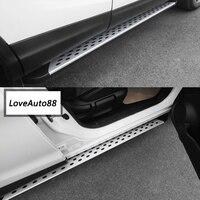 Voor Nissan Qashqai J11 2017 2018 2019 Auto Treeplank Side Stap Voet Pedaal Auto Side Step Bar Pedalen auto Accessoires