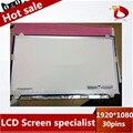 "15.6 ""Pantalla LCD Del Ordenador Portátil Para Asus VivoBook N550JK N550JV N550J N550X47JV Pantalla LED Delgada eDP Full HD 1920*1080"