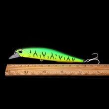 WALK FISH 1PCS 11cm 13.9g Minnow Fishing Lure Crankbait Artificiais Fishing Wobbler 3D Eyes Leurre Fishing Tackle Hard Bait