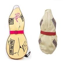 Halloween Cosplay Popular Anime Naruto COS Canvas Fashion Gourd Bag Styling Bag Canvas PU Material Men And Women Backpack недорго, оригинальная цена