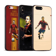 coque iniesta iphone 7