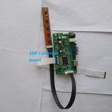 for NV133FHM-N62 Controller board SCREEN display 1920×1080 LCD DIY HDMI 13.3″ monitor LED VGA EDP DRIVER 30pin