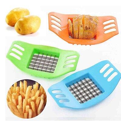 faroot Stainless Steel Potato Cutter Slicer Kitchen Gadgets