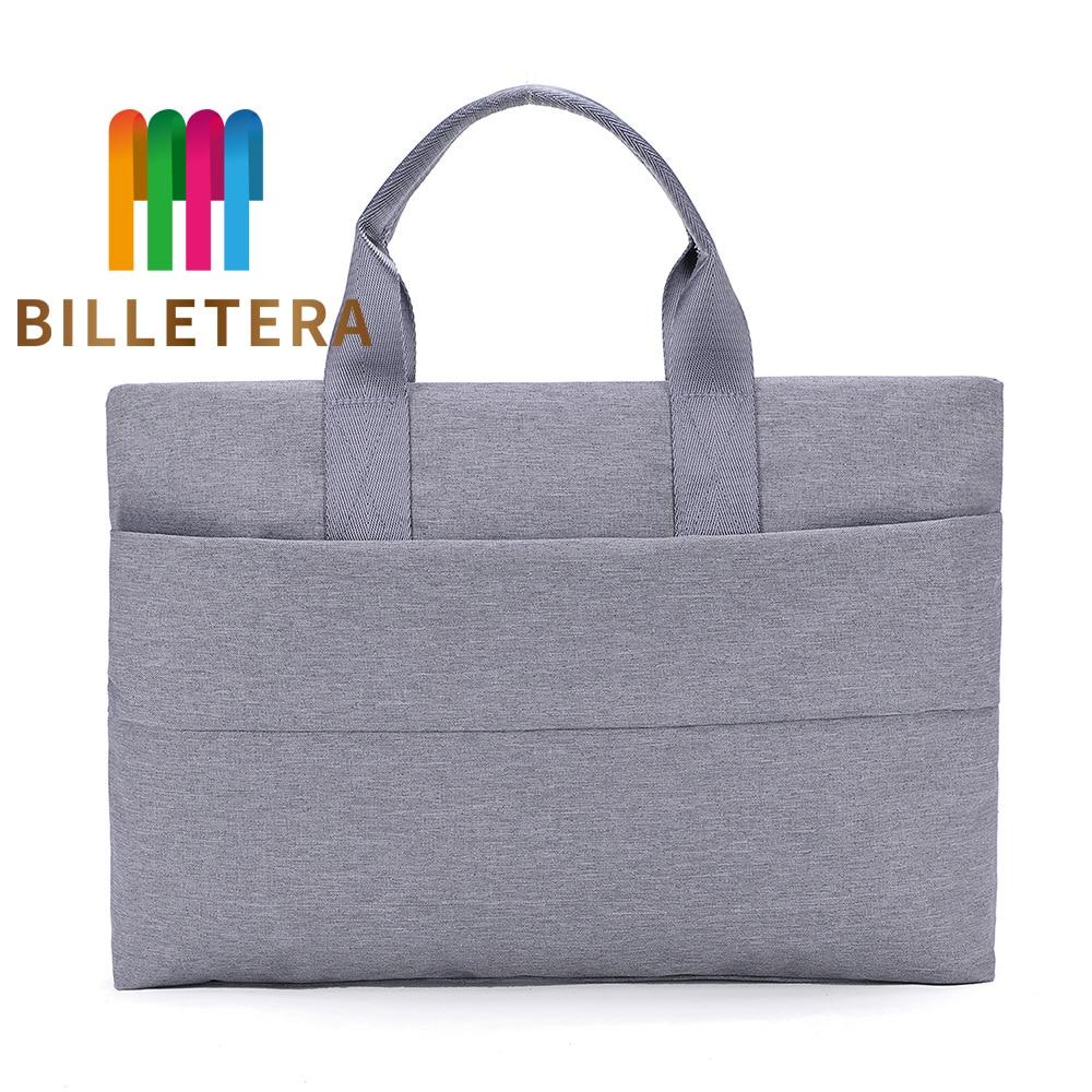 BILLETERA 15.6 Business Briefcase Women Men Canvas Laptop Bags NotebookBILLETERA 15.6 Business Briefcase Women Men Canvas Laptop Bags Notebook