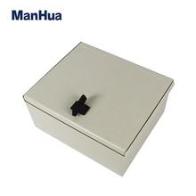 Manhua IP67 ABS PC стекловолокно Монтажная коробка настенная коробка Водонепроницаемая пластиковая наружная электрическая уличная кабельная распределительная коробка RH-325