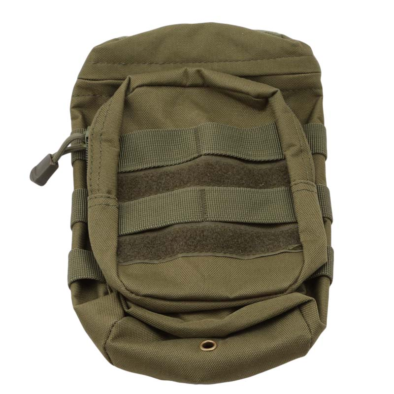 Outdoors Molle Water Bottle Pouch Tactical Gear Kettle Waist Shoulder Bag Army Fans Climbing Camping Hiking Hunting Travel Bags