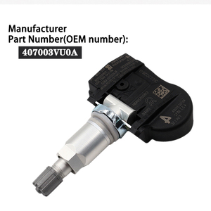 Image 1 - 433MHZ para Nissan QASHQAI TIIDA Hatchback X T Renault ESPACE V KOLEOS 407003VU0A de Monitor de presión Sistemas