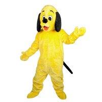 Cosplaydiy Custom Made New Arrival Popular Animal Sunny Dog Adult Plush Mascot Costume for Christmas L0713