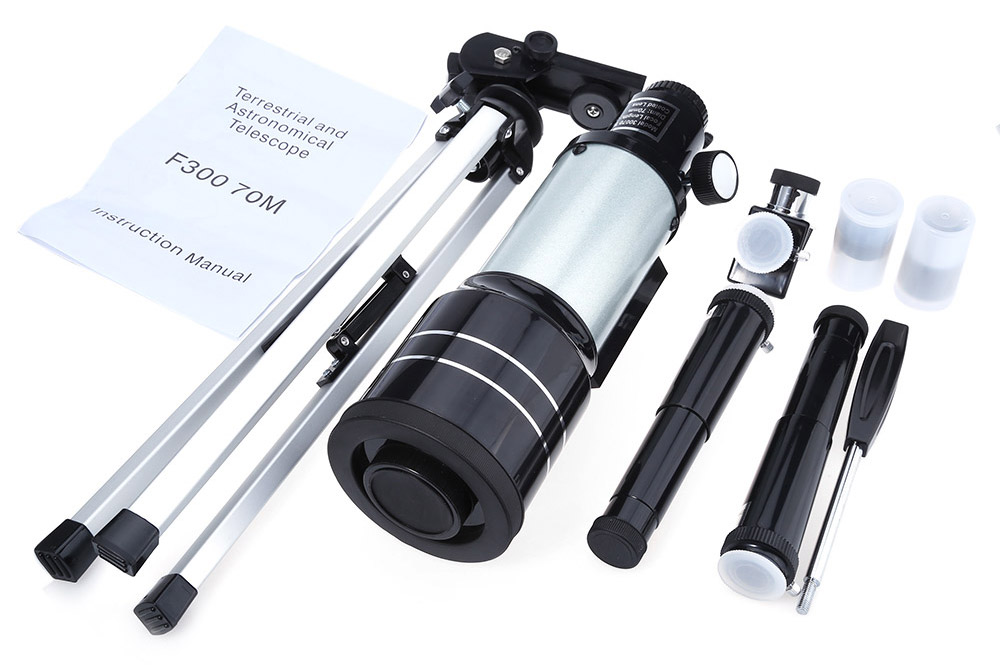 Outlife 1pc f30070m monocular professional space astronomical
