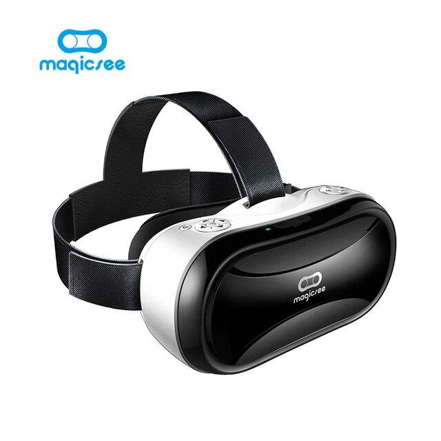 Magicsee M1 Pro de 5.5 pulgadas Todo en Uno FOV90 VR 3D Andriod 5.1 RK3288 2 K Resolución 2560*1440 BT4.0 4000 mAh Juego 3D película