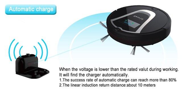 New Design Eworld M884 Ultrason Electric Floor Cleaner Multifunction Robot Vacuum Automatic Auto Robotic Vacuums