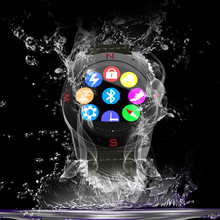 Bluetooth Smart Watch N10 Wearable Devices Smartwatch Waterproof clock Compass Thermometer Altimeter Pressure For Android IOS