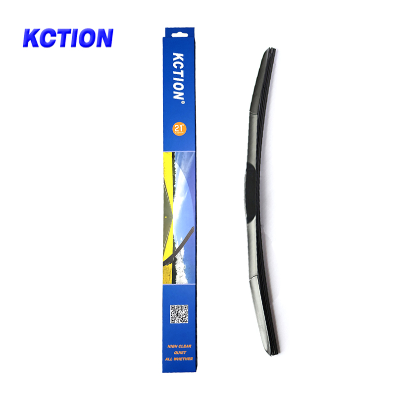 KCTION Car Windshield Wiper Blade For All U type hyrbid wiper - Auto Replacement Parts