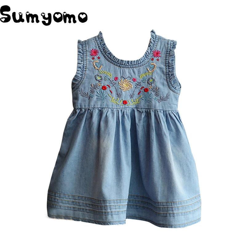 Сшитое платье для новорожденных