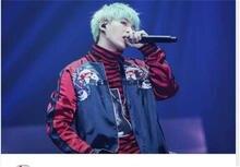 Kpop BTS группа SUGA Bangtan Boys вышивка свободные бейсбольная Толстовка корейские влюбленные весна осень повседневные Harajuku k-pop V бейсбольное пальто