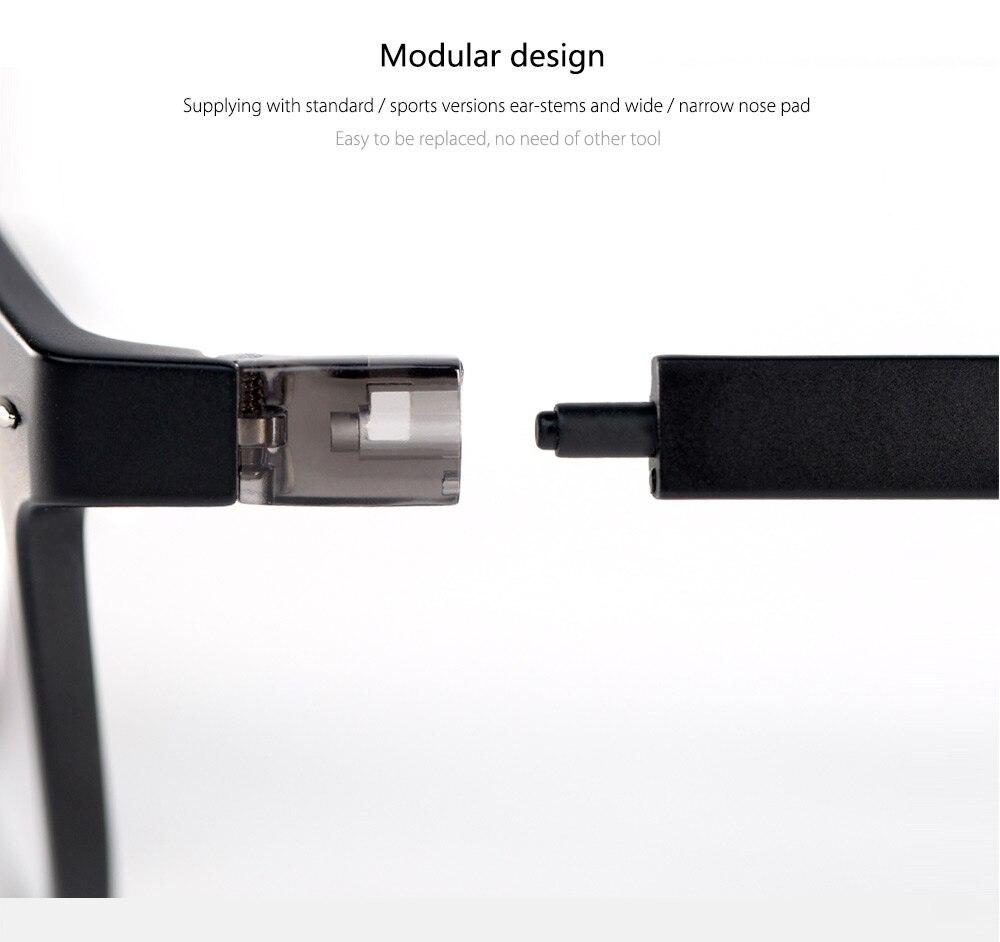 Image 4 - جديد شاومي ROIDMI W1 مضاد للأشعة الزرقاء اللونية واقية الزجاج الأذن صوت انفصال العين حامي عيون جيدة الزجاجالتحكم الذكي عن بعد   -