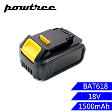 цена на 1500mAh 18V BAT618 Li-ion Rechargeable Battery for BOSCH BAT609, BAT610, BAT611, BAT612, BAT618, BAT620