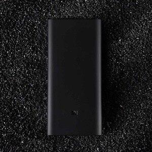 Image 5 - Внешний аккумулятор Xiaomi Power bank 3, 20000 мА/ч, Pro PLM07ZM, 3 разъема USB Type C, 45 Вт, портативный внешний аккумулятор Mi с быстрой зарядкой, внешний аккумулятор 20000