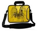 laptop shoulder bag case sleeve neoprene durable  laptop bag 15 15.6 inch tablet handbags case bags