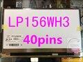 """15.6 """" pantalla LED delgada para el cuaderno LP156WH3 B156XW04 B156XW03 LTN156AT11 N156B6"""