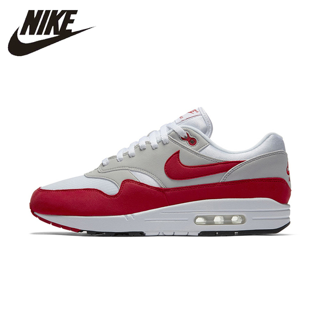 sports shoes b11c2 78c85 ... closeout nike new arrival air max 1 anniversary og mens running shoes  breathable anti slippery outdoor