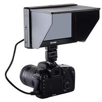 Viltrox 7 ''DC 70 II 1024*600 HD ЖК дисплей HDMI AV Вход Камера видео монитор Дисплей поле монитор для canon цифровых зеркальных фотокамер Nikon BMPCC