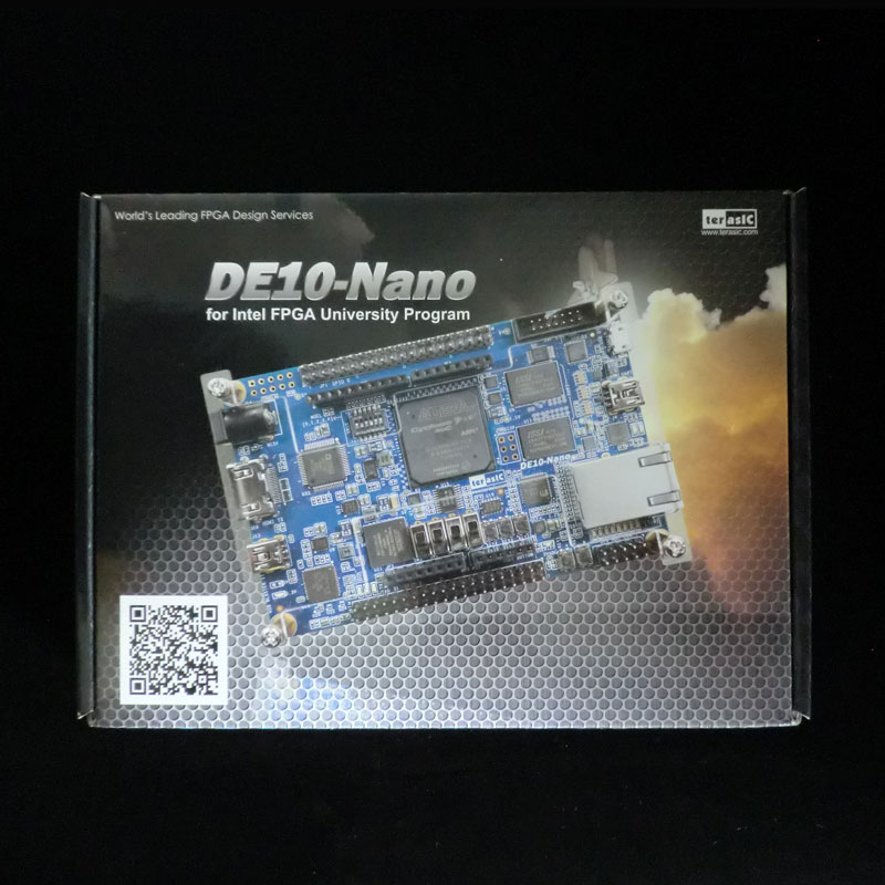 Programmable Logic IC Development Tools DE10 Nano Cyclone V SE FPGA with US power adapter-in Integrated Circuits from Electronic Components & Supplies