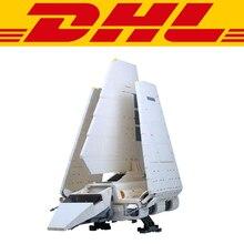 2503Pcs Star Wars Figures Imperial Shuttle Model Building Kits Blocks Bricks Toys For Children Christmas Gift Compatible 10212