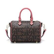 Brand vintage leather handbag Shoulder Bags ladies party purse famous Multifunction Female designer messenger bags
