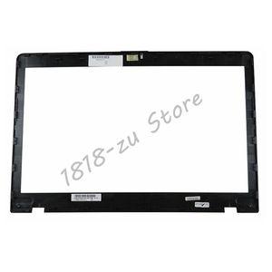 Image 1 - YALUZU غطاء جديد لشركة آسوس N76 N76VM LCD الجبهة الحافة غطاء B شل 13GNAL1AP010 1 الأسود