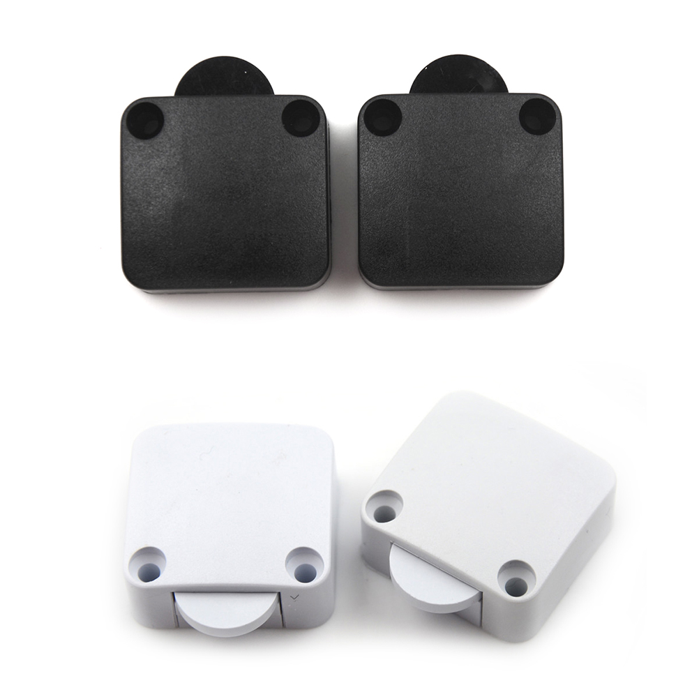 for Home Furniture Cabinet Cupboard Light Switch 202A Automatic Reset Switch Wardrobe Cabinet Light Switch Door Control Switch