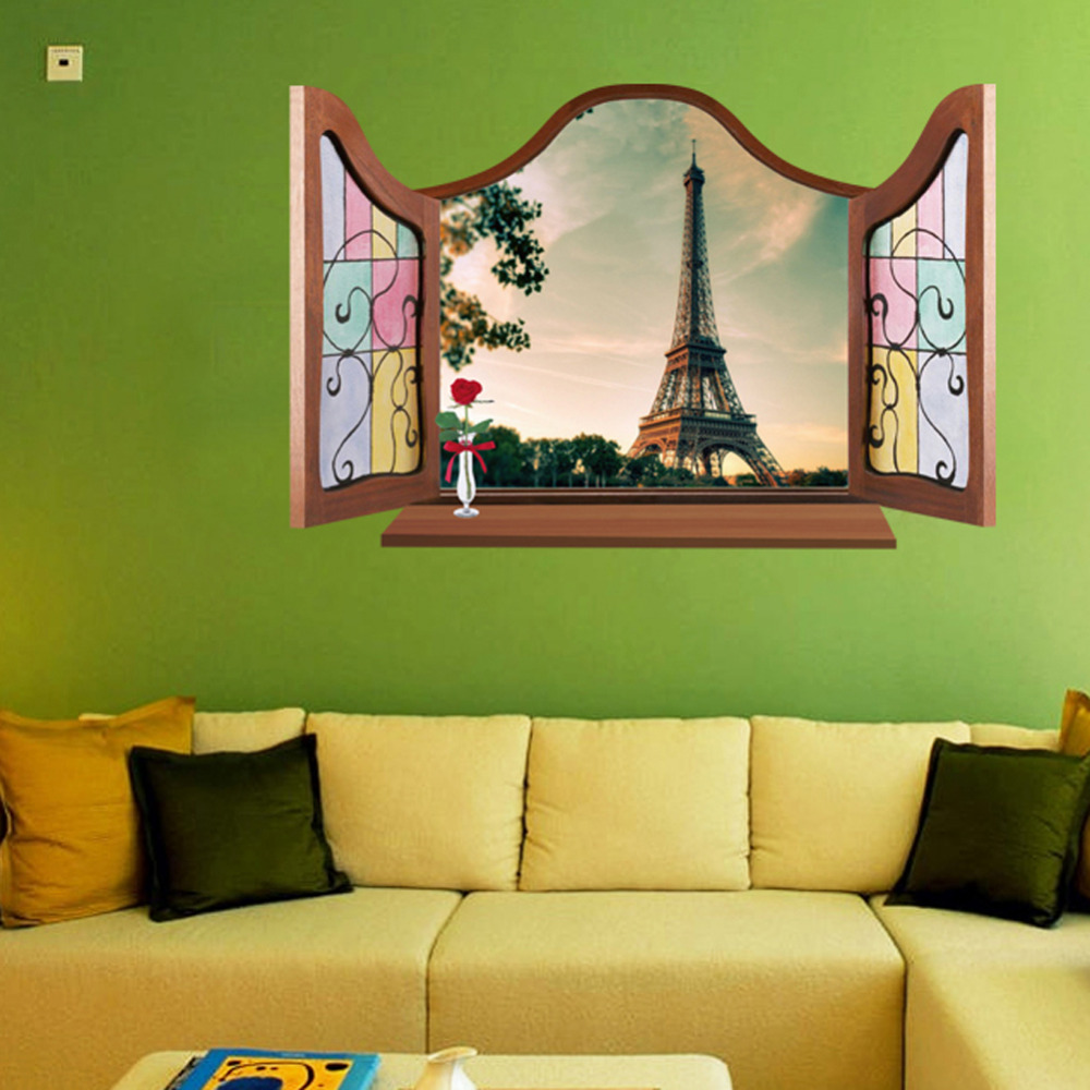 Aliexpress.com : buy 3d wall stickers wall poster paper background ...