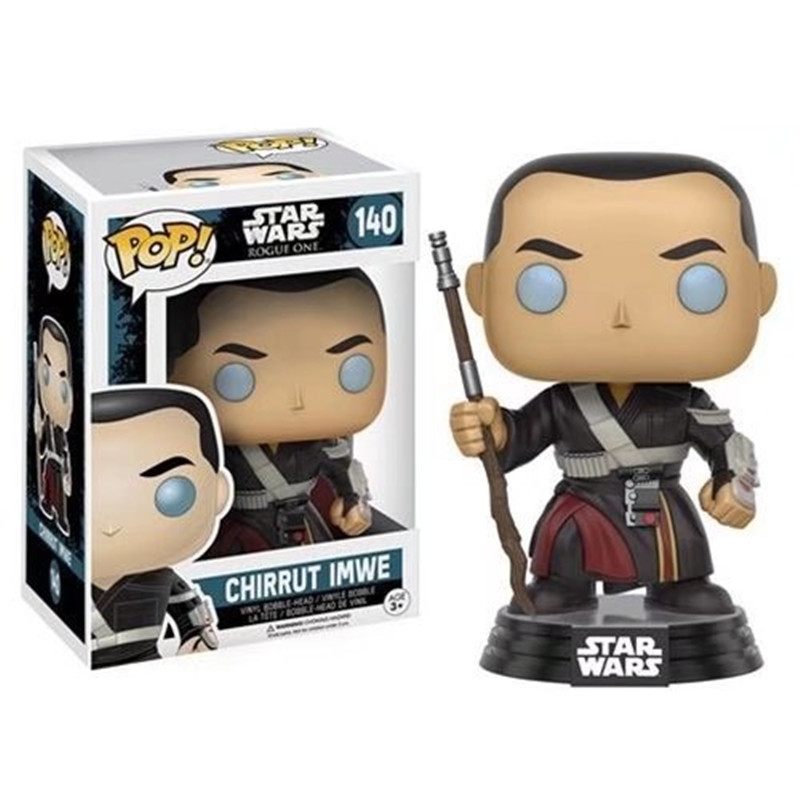 Funko pop Q Edition 10cm star wars tlefront rogue one Action Figure model gift for the children In box 1