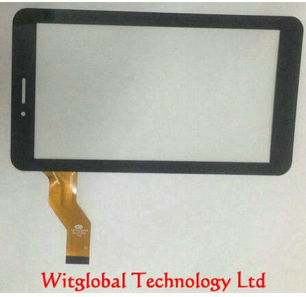New Touch Screen For 7 Irbis TX17 3G / Irbis TX69 TX70 TX72 TX73 TX68 Tablet Panel digitizer Glass Sensor Replacement Free Ship new touch screen digitizer for 7 irbis tz49 3g irbis tz42 3g tablet capacitive panel glass sensor replacement free shipping