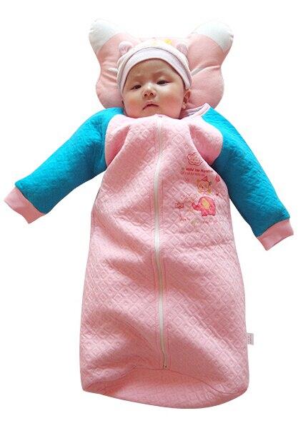 3 SIZE New 2017 Newborn Baby Fleece Sleeping Bags Clothing Sleep Sacks Boys Girls Clothes In Sleepsacks From Mother Kids On Aliexpress