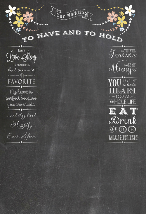 photo regarding Chalkboard Printable called US $23.76 28% OFFBlackboard Cotton Polyster Washable Marriage ceremony Picture Backdrop Chalkboard Printable Photobooth Backdrop Wedding day Backdrop Xt 4138-in just