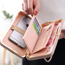 Leather Female Wallet