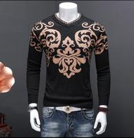 top sale winter men's sweater man thickening 2017 Pullover Sweaters wholesale