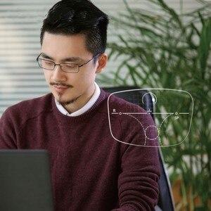 Image 4 - Bclear 1.56 표준 외부 프로그레시브 렌즈 근시 및 노안경 용 다 초점 광학 렌즈 맞춤형 렌즈