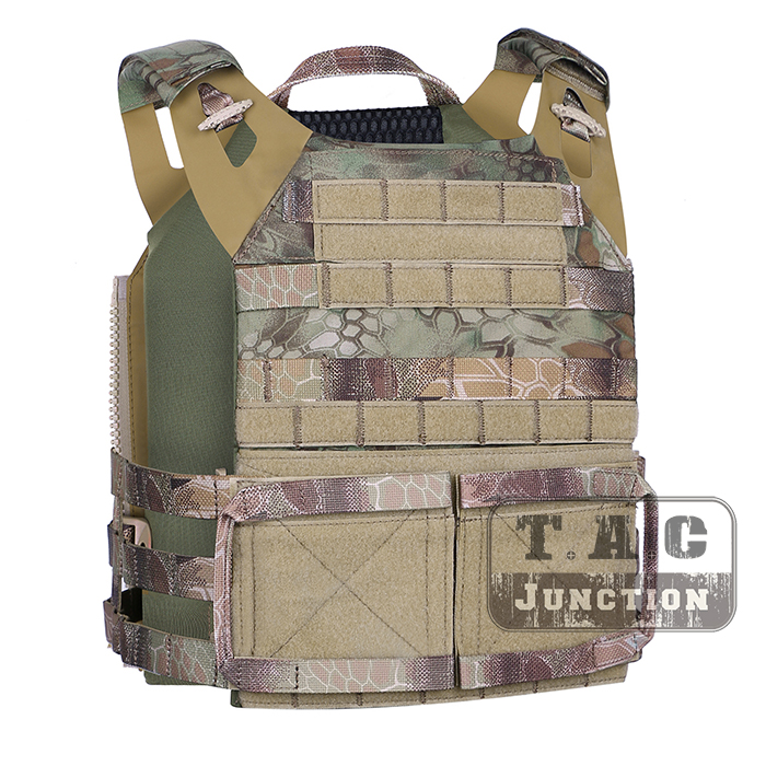 Emerson Tactical Jumpable Plate Carrier EmersonGear JPC 2.0 Assult Lightweight Combat Vest Body Armor Adjustable Cummerbund original 95%new for hp laserjet 4345 m4345mfp 4345 fuser assembly fuser unit rm1 1044 220v