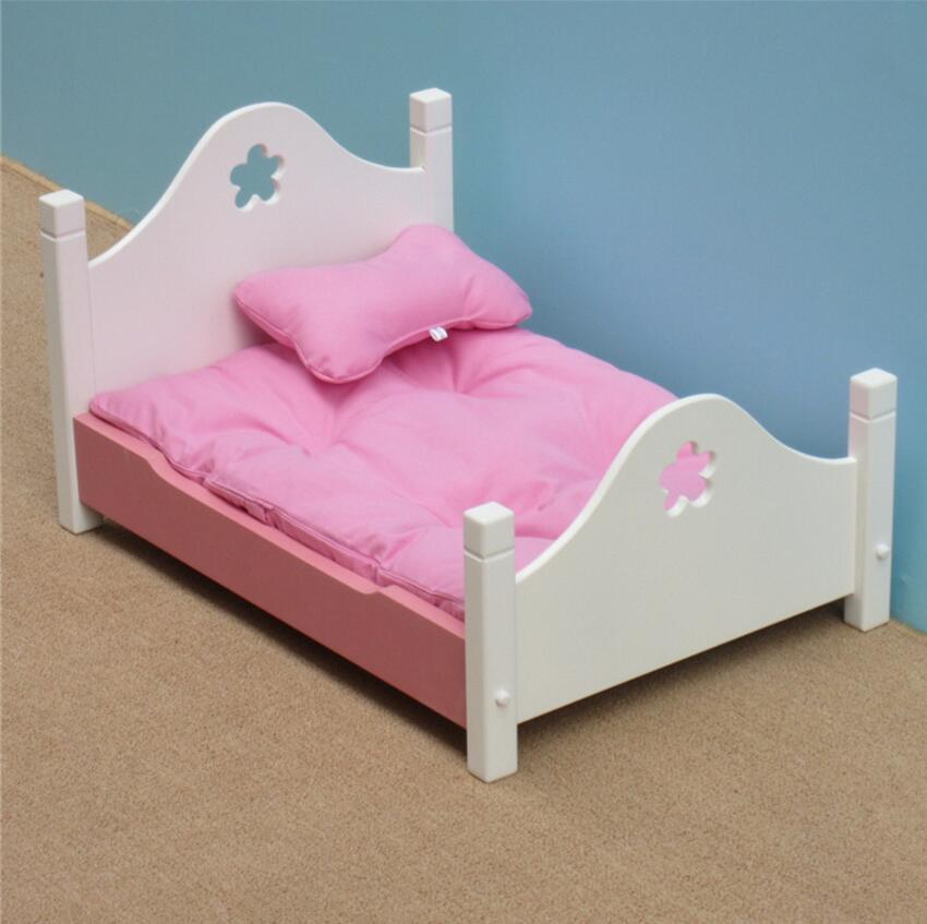 Новые Домашние животные кровати деревянные питомник мода мягкая собака кошка дом высокое качество древесины ПЭТ кровати для большой домаш
