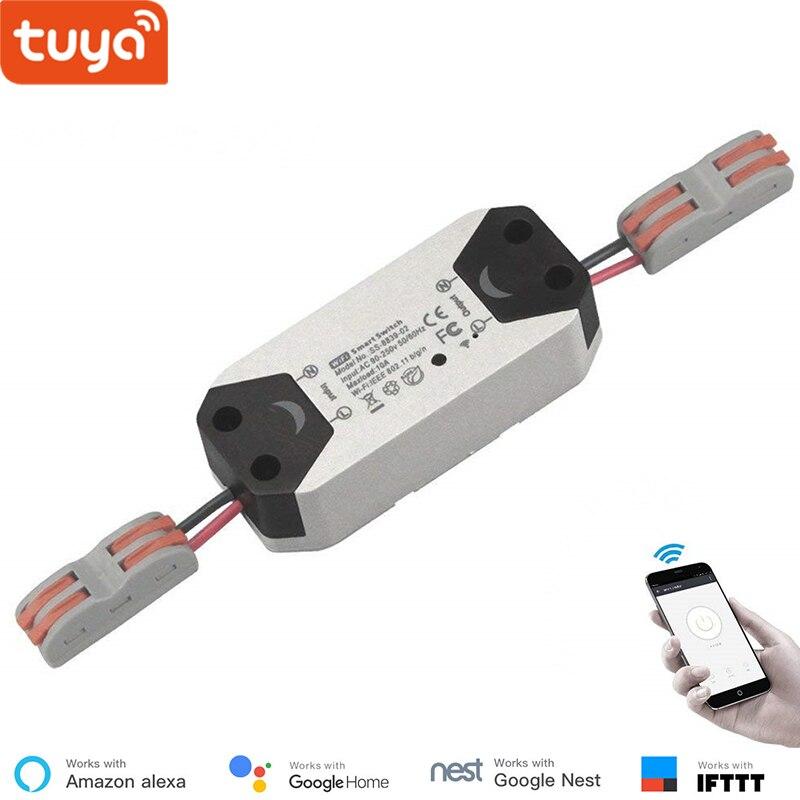 Tuya Smart wireless smart WIFI basic DIY smart switch WIFI