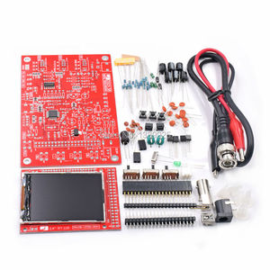 Image 2 - DSO138 DIY Digital Oscilloscope Kit SMD Soldered 13803K Version With Transparent Acrylic Housing