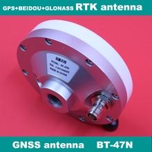 High-precision Drone measurement RTK Survey antenna RTK CORS station high gain GPS GLONASS BEIDOU GNSS Antenna Drone,BT-47N цена и фото