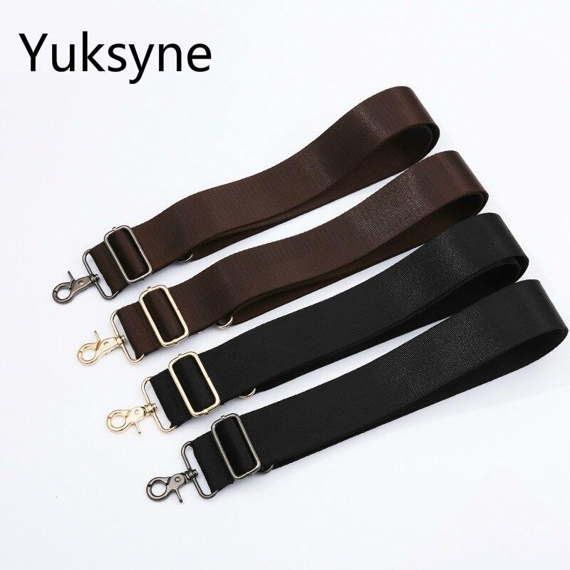 Men Bag Nylon Straps Removable Bag Strap Long Handle Bag Parts Shoulder Belts Long Handle Handbag Sling 30BS8251